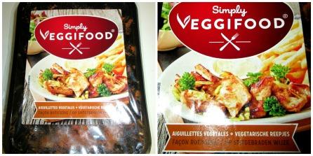 Aiguillettes Végétales de Simply Veggifood