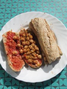 Sandwich vegan Lablabli