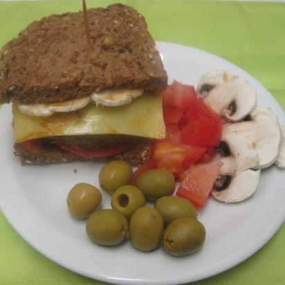 burger vegan bio aux noisettes delhaize