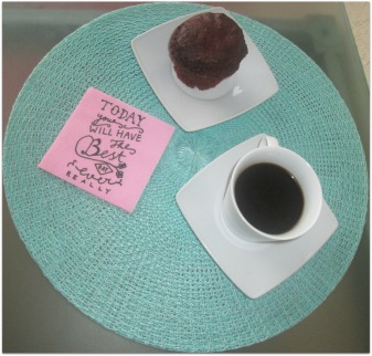 Muffins vegans au chocolat moelleux